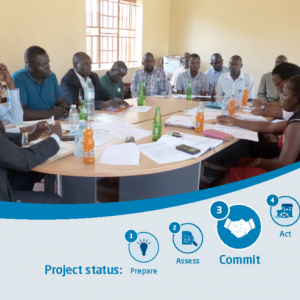 Improvement of Access to Water and Sanitation in Buliisa