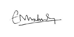 Emma Walmsley signature