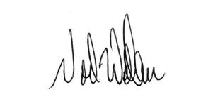 Noel Wallace signature