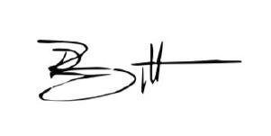 Roy Bagattini signature