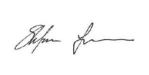 Stefan Larsson signature