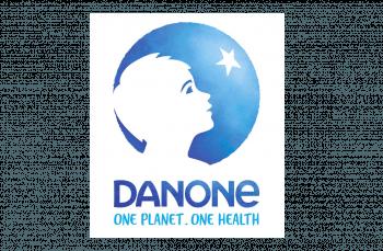 Danone - One planet. One Health logo