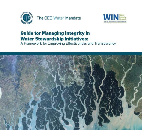 Integrity in Water Stewardship