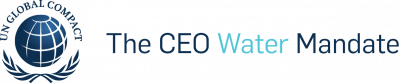 CEO Water Mandate logo color