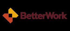 Better Work logo