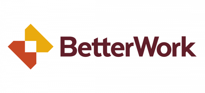 Better Work logo