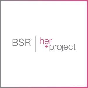 HERProject BSR logo