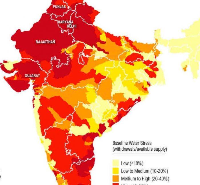 India Water Tool