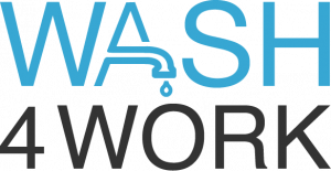 WASH4work logo