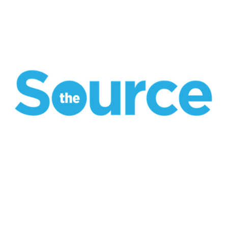 The Source Magazine logo
