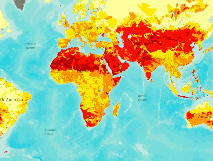 Challenges And Risks In Natural Resources