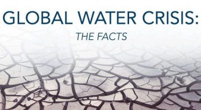 Global Water Crisis cover