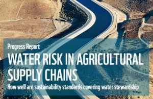 Ag water risk WWF cover