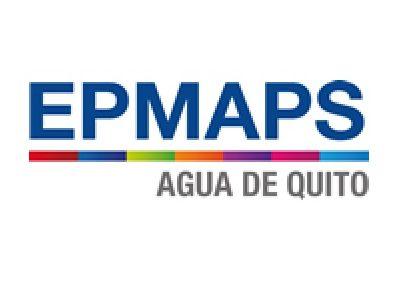 epmaps: agua de quito