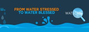 WATSCAN india - text: From Water Stressed to Water Blessed