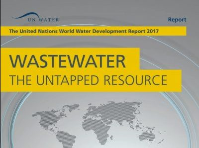 UN Water Report 2017 cover