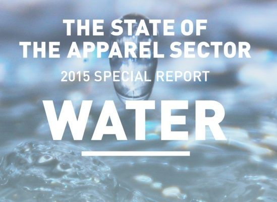 Cover Image - State Of The Apparel Sector - Water