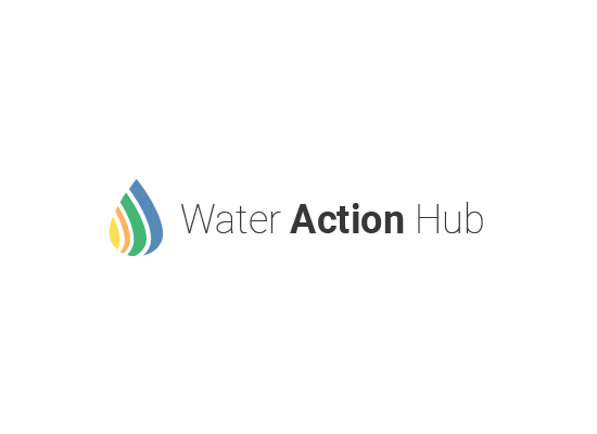 water action hub logo