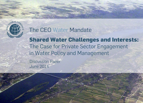 shared water challenges
