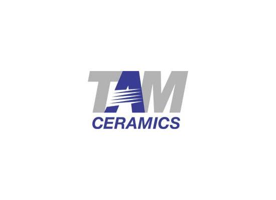TAM Ceramics logo