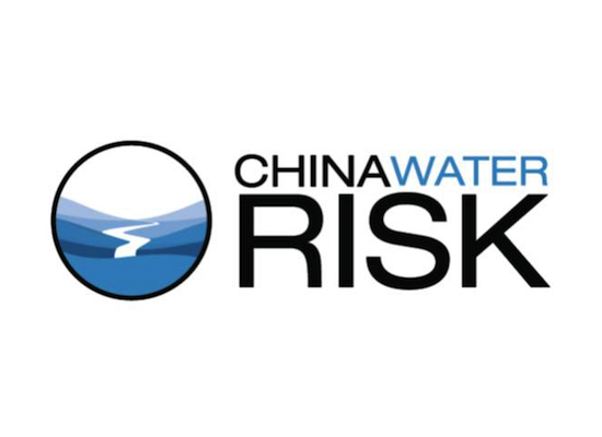 China Water Risk logo