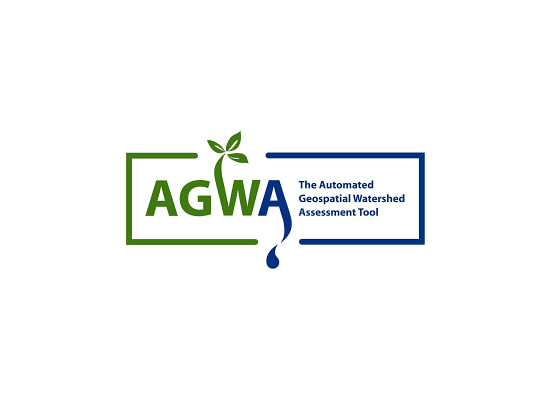 Automated Geospatial Watershed Assessment Tool logo
