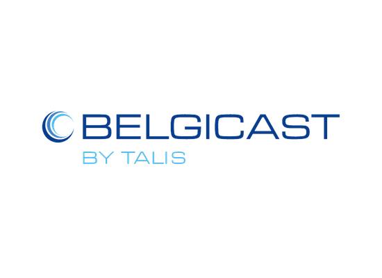 belgicast logo