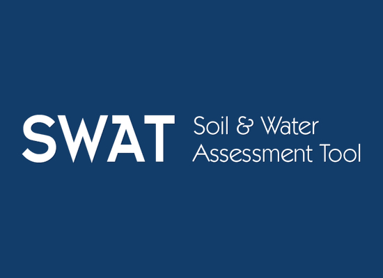 Soil and Water Assessment Tool logo