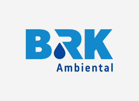 BRK Ambiental logo