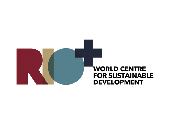rio logo - text: world centre for sustainable development