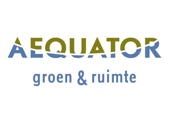 Aequator Groen & Ruimte logo
