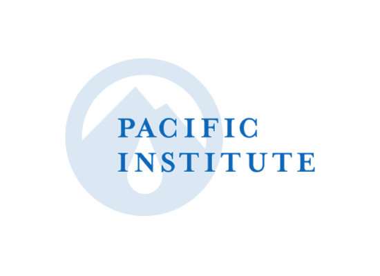 Sonali Abraham, Hannah Baleta, and Tien Shiao of the Pacific Institute