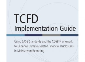 Text: TCFD Implementation Guide