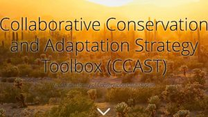 Text - Collaborative Conservation and Adaptation Strategy Toolbox