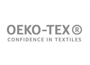 Oeko-Tex logo - Confidence in Textiles