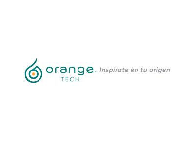 orange tech logo