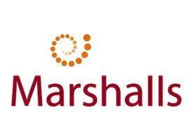 marshalls communication on progress logo