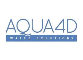 Aqua 4D Water Solutions logo