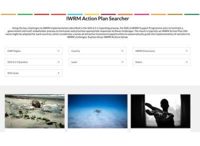 IWRM Action Plan Searcher